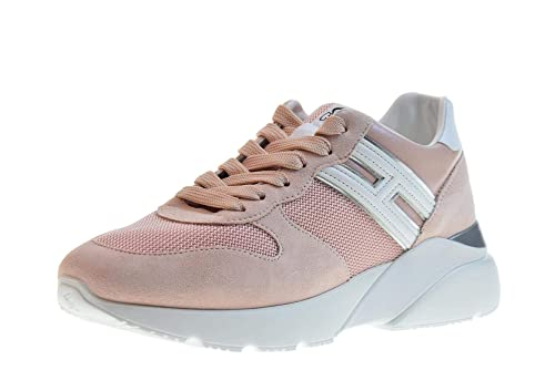 HOGAN Zapatos Mujer Zapatillas Bajas HXW3850BF50KX101GY Active One: Amazon.es: Zapatos y complementos