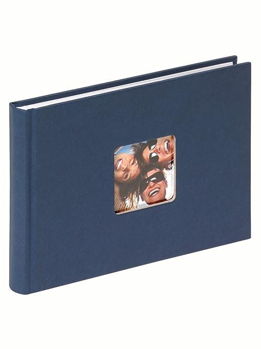487 opinioni per Walther Fun FA-207-L Album portafoto, formato 22x16 cm, 40 pagine bianche, con
