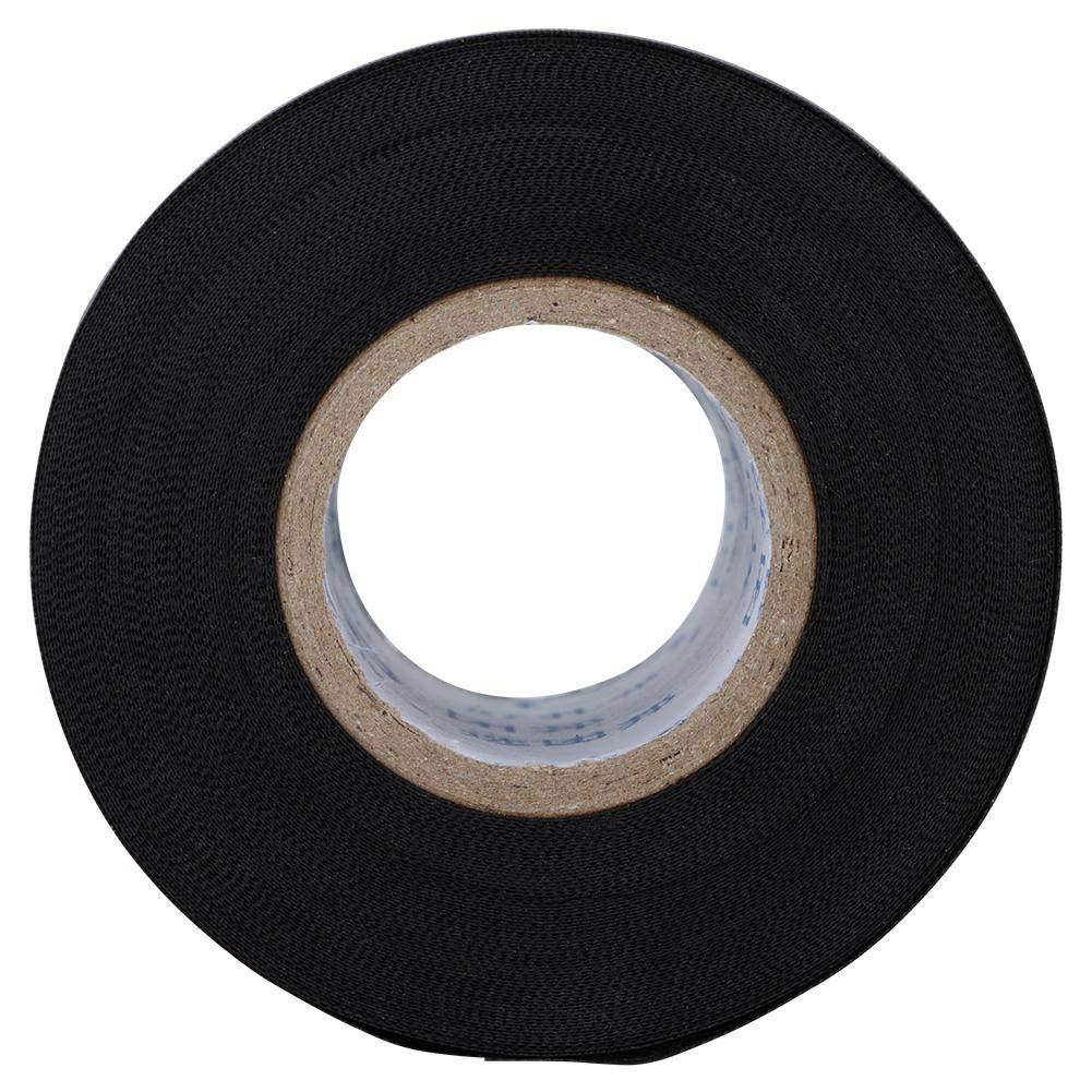 PVC Condizionatore dAria di Alta qualit/à Nastro sigillante dAria Condizionatore dAria Cinghia per Cravatte 60 mm x 11 m Cafopgrill Nastro Adesivo di qualit/à Nero