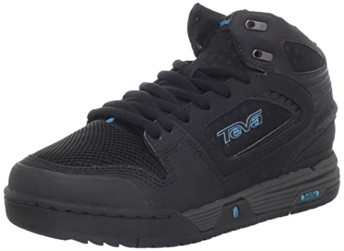Teva The Links Mid The Links Mid-U - Zapatillas de deporte unisex, color negro, talla 36.5: Amazon.es: Zapatos y complementos