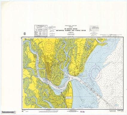 Amazon.com: Vintography Gallery Wrap Art Canvas 18 x 24 ... on map of dearing ga, map of glynn county ga, map of keysville ga, map of lanier county ga, map of georgia, map of marshallville ga, map of cadwell ga, map of st simons ga, map of fairmount ga, map of st. marys ga, map of beaufort ga, map of waynesville ga, map of twin city ga, map of bleckley county ga, map of stewart county ga, map of colquitt ga, map of anniston ga, map of shellman bluff ga, map of armuchee ga, map of asheville ga,