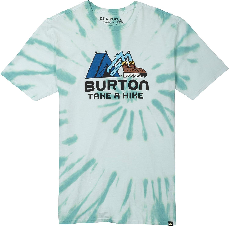 Burton Spiral Dye Short Sleeve Tee