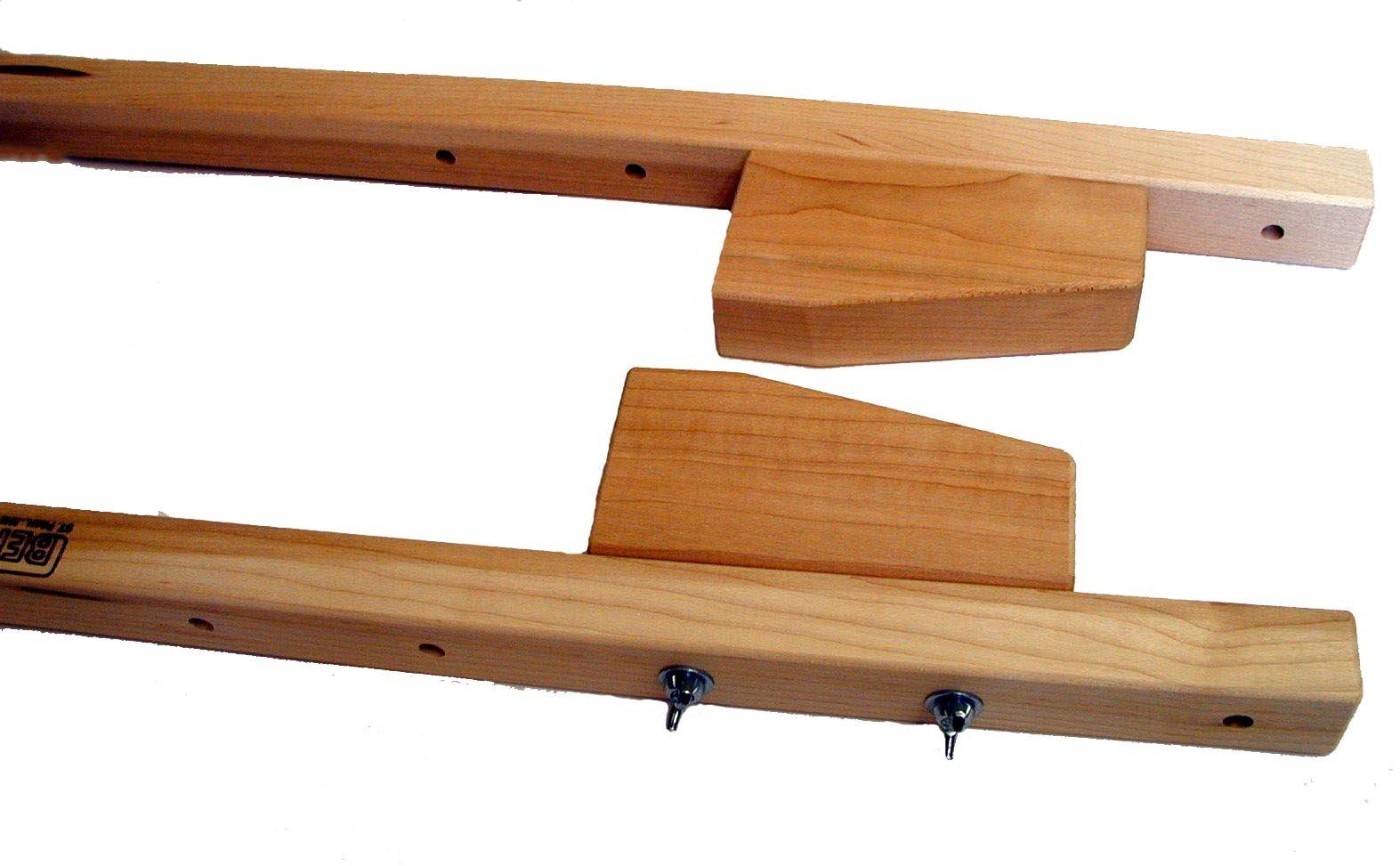 Beka 08805 Traditional Wooden Stilts - Tall by Beka by Beka