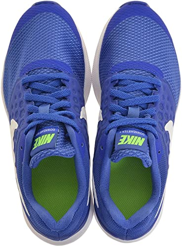 Nike Zapatillas Downshifter 7 (GS) Mega BlueWhite Green