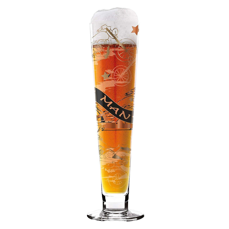 Multicolore Mehrfarbig Ritzenhoff Bicchiere da Birra
