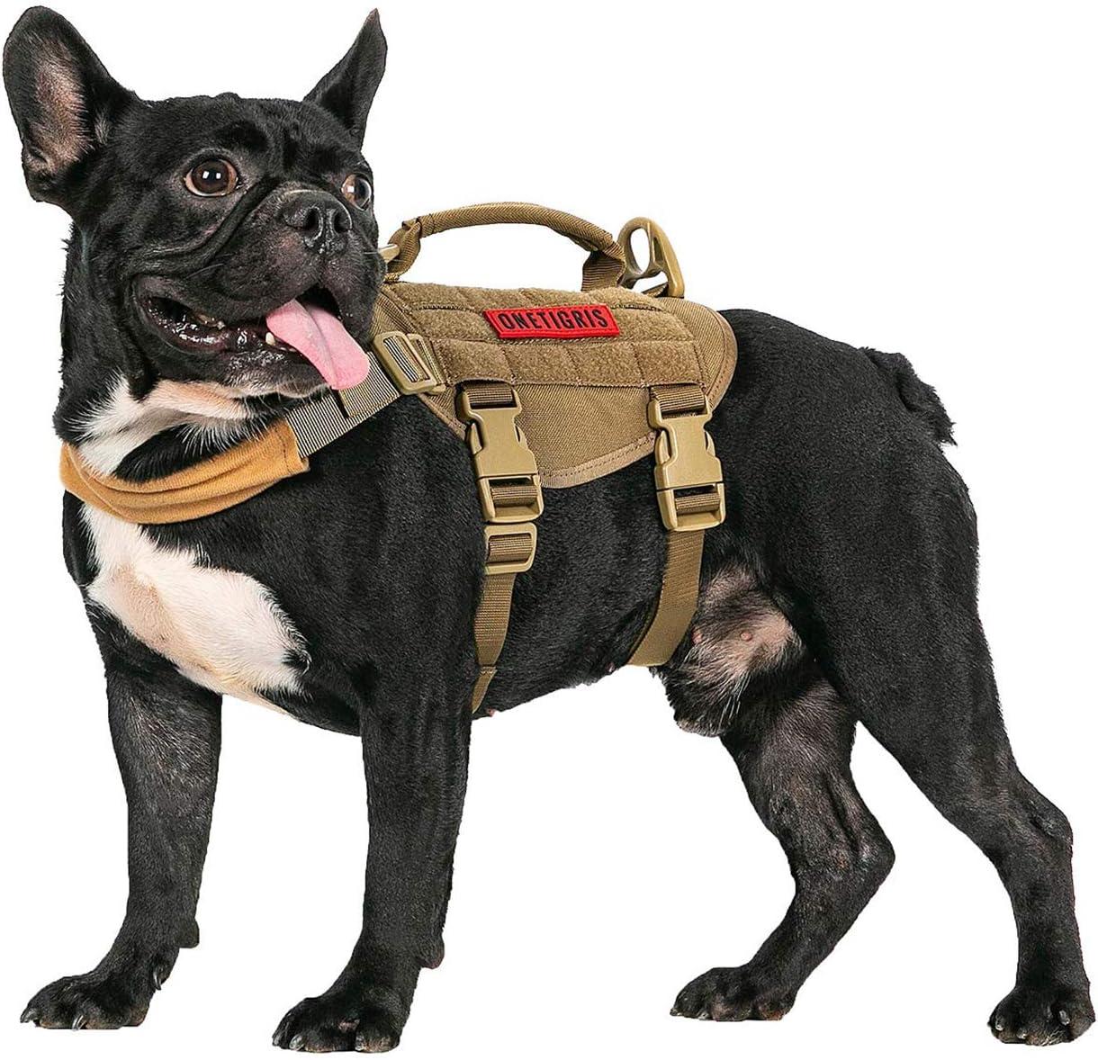 us army dog harness