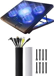 Kootek Laptop Cooling Pad for 12