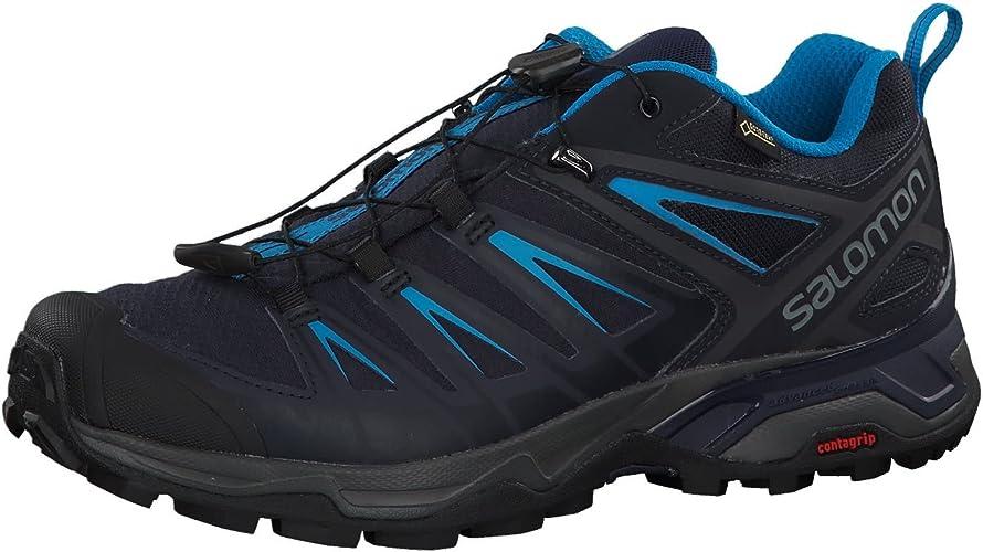 SALOMON X Ultra 3 Gore-Tex - Zapatillas de Senderismo para Hombre