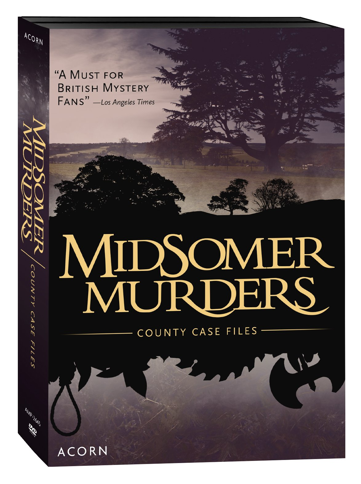 Book Cover: Midsomer Murders: County Case Files