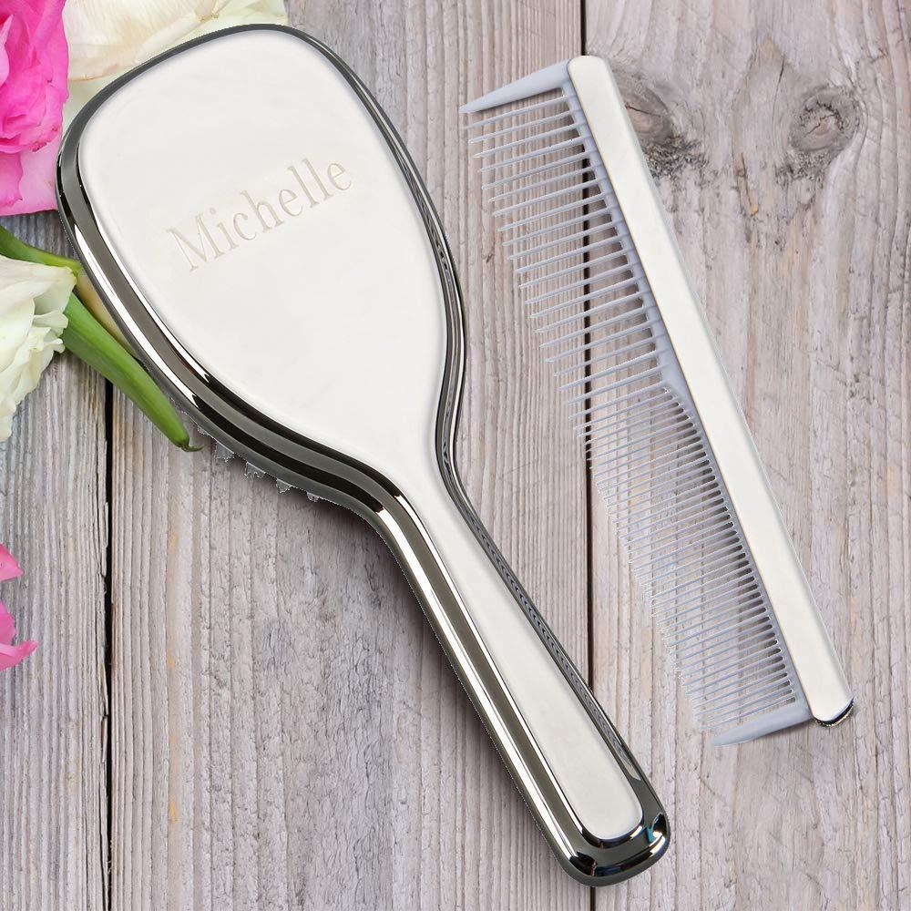 Unicorn Brush /& Comb Set Personalized Gift Personalized Baby Gift ANY IMAGE