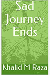 Sad Journey Ends Kindle Edition