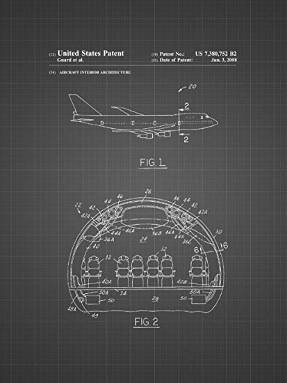 Amazon framable patent art the original ready to frame dcor framable patent art the original ready to frame dcor airplane aviator pilot air force 8in by malvernweather Images