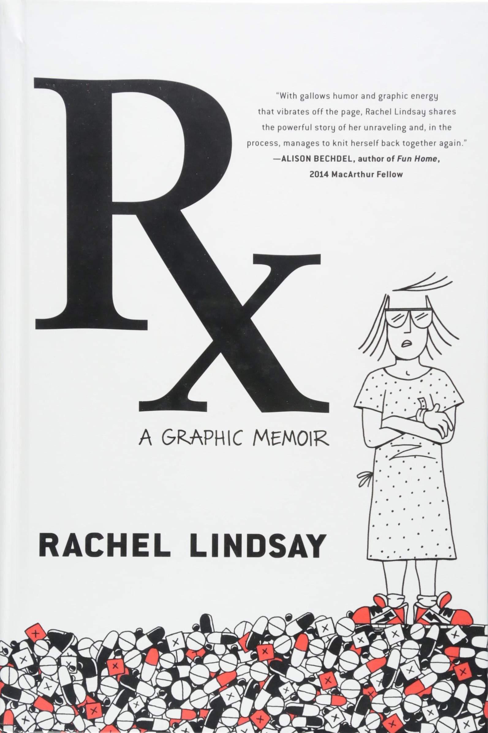 Amazon.com: RX (9781455598540): Rachel Lindsay: Books