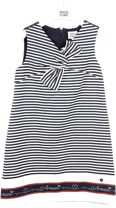 subject Rub Patience  Armani Junior vestito bambina C3A03 NG WG: Amazon.it: Abbigliamento