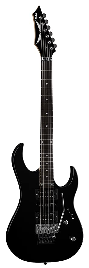 Dean Guitars us131031 Estados Unidos Michael Angelo Batio Custom guitarra eléctrica, diseño clásico, color negro: Amazon.es: Instrumentos musicales