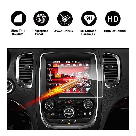 Amazon.com: 2014-2018 Dodge Durango Uconnect Touch Screen Car ...