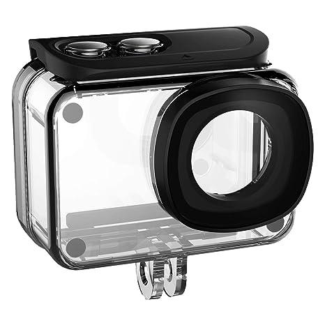 Rollei 21649 Carcasa submarina para cámara: Amazon.es ...