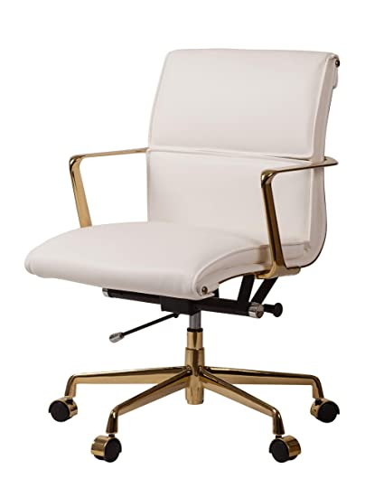 Amazon.com : Cooper Mid-Century Modern Office Chair with ...