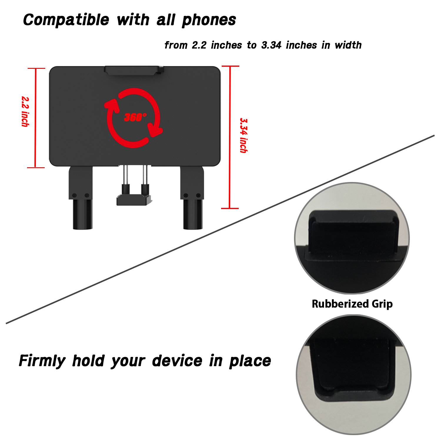 Mobile Phone Holders & Stands