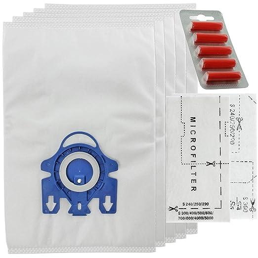 Spares2go - bolsas para aspiradores 3D tipo GN Hyclean para ...