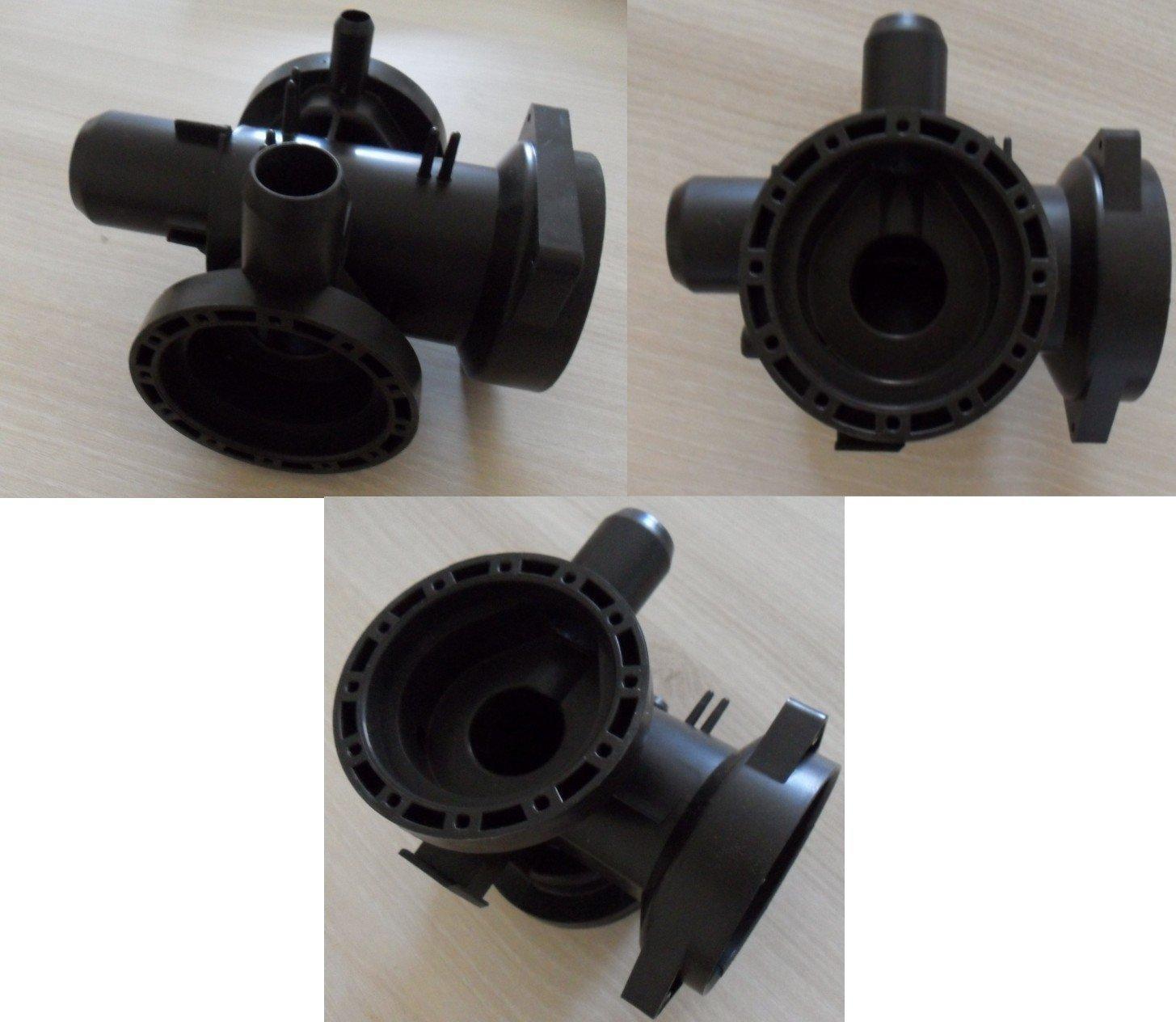 LG - Cuerpo de bomba de desagüe de completo para Lava Ropa LG ...