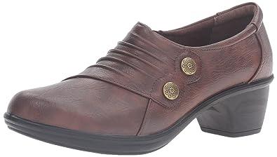 Easy Street Women's Edison Ankle Bootie, Tan, ...