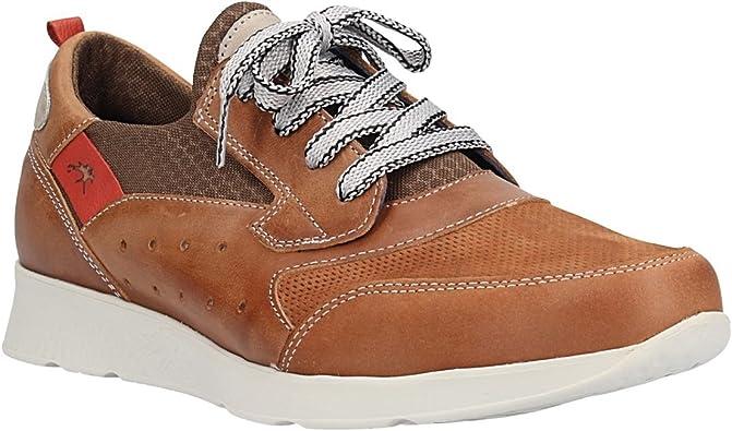 Zapato FLUCHOS F0125 DELBUCK Cuero