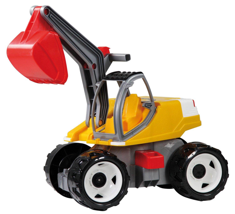 ¡No dudes! ¡Compra ahora! Lena Lena Lena 2123 - Potente Gigantes Tractor con Pala y Remolque, 100 kg de Capacidad, Aproximamujerte 62 cm  descuentos y mas