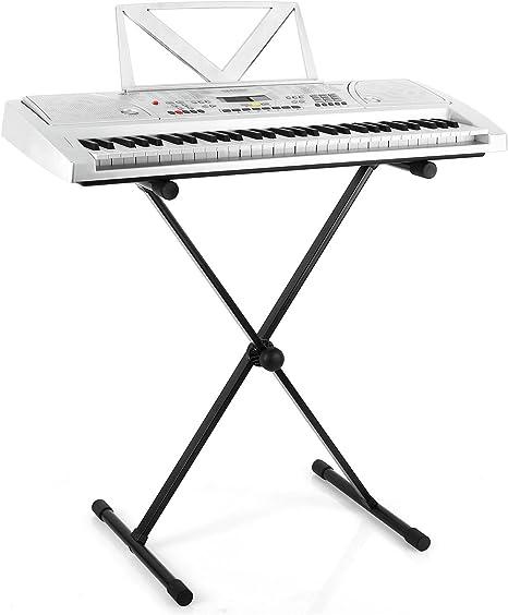 Malone Dimantale LTS4-ST-7-DKS - Soporte para teclado en