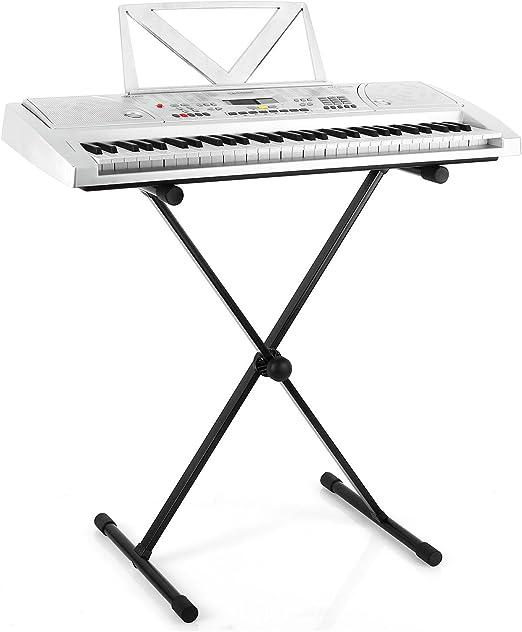 clavier d'ordinateur en forme de piano