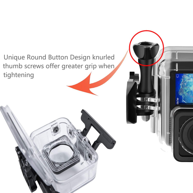 Amazon.com: Meknic - Carcasa impermeable para cámara de ...