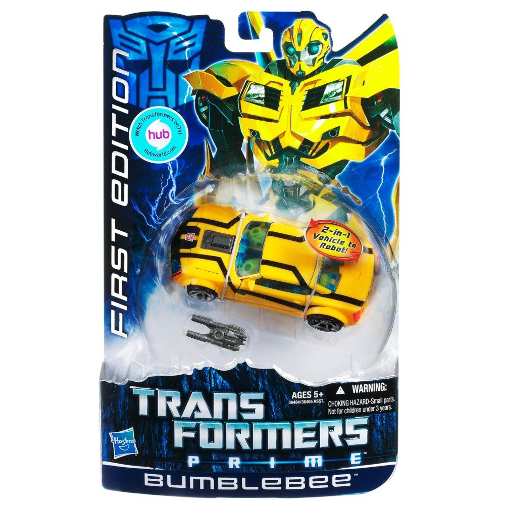 amazon com transformers prime action figure first edition
