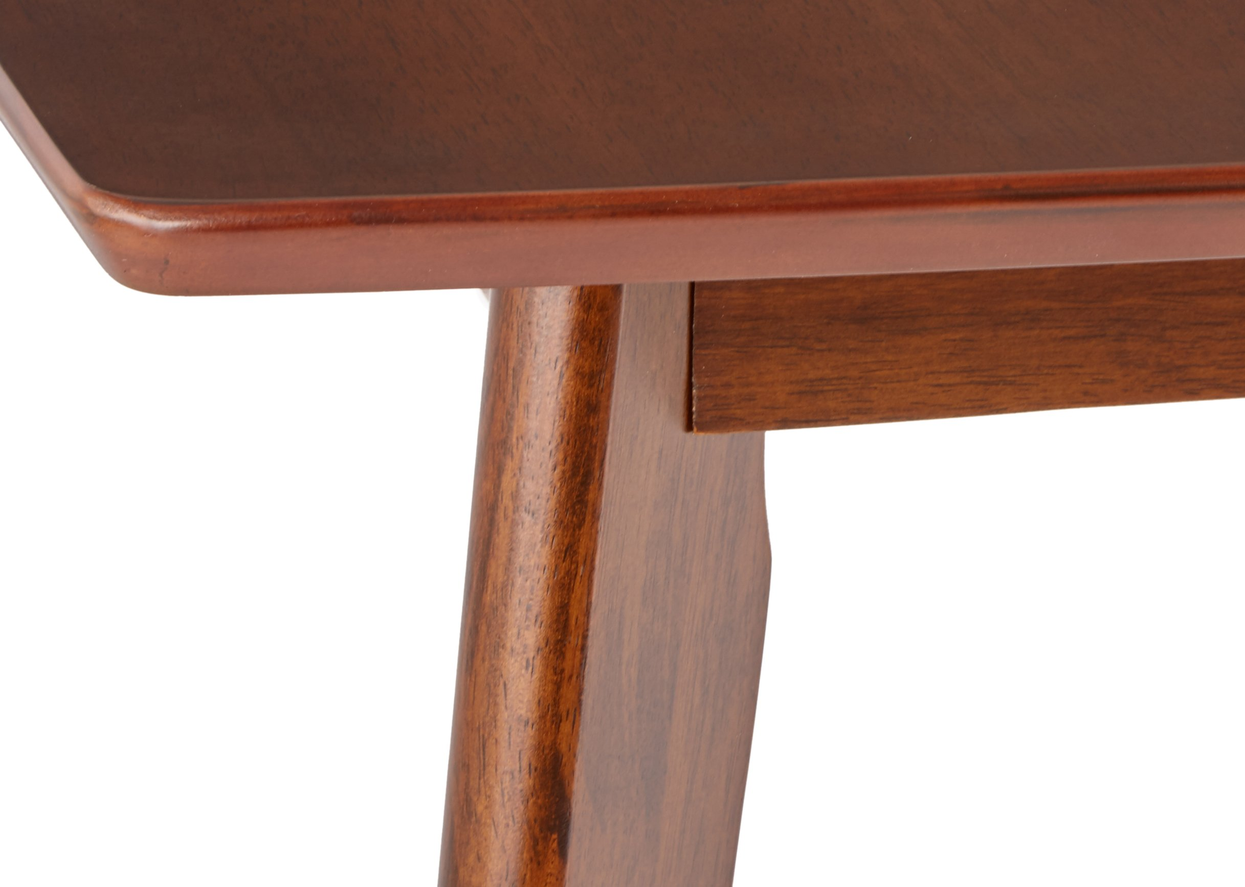 Coaster 103061 Home Furnishings Dining Table, Chestnut by Coaster Home Furnishings (Image #4)