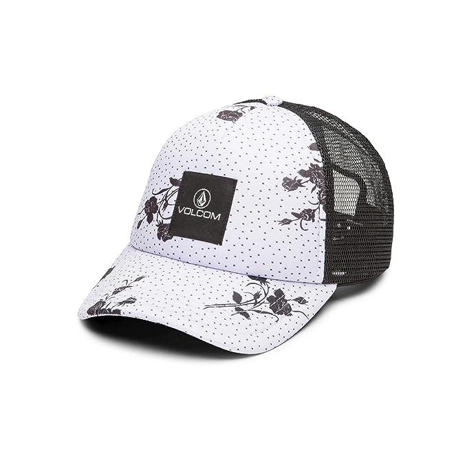Volcom Mujer E5531800 Gorra de béisbol - Púrpura - Talla única ...