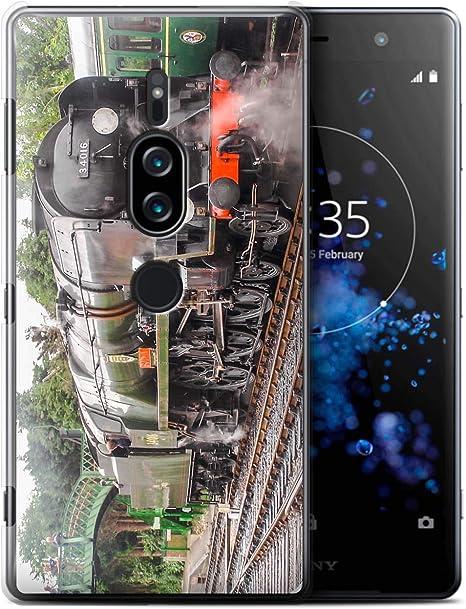 eSwish - Carcasa para teléfono móvil, diseño de Steam Locomotive ...