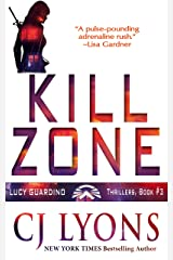 Kill Zone: An FBI Thriller (Lucy Guardino Thrillers Book 3) Kindle Edition
