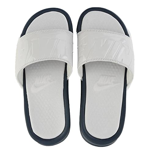 "official photos 83a42 0f88c Nike Benassi Ultra JDI Just Do It ""Varsity Grey"", Chanclas De Mujer"