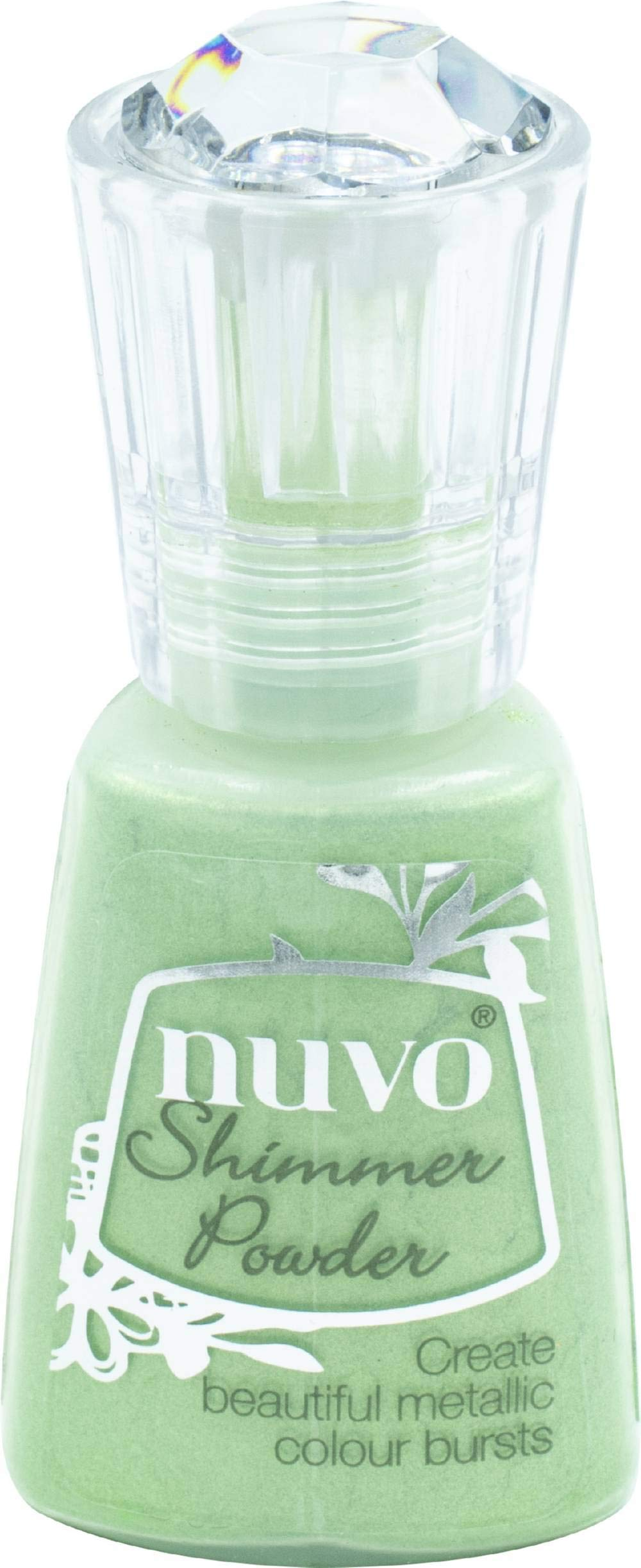 Tonic Studios NSP-1217 Nuvo Shimmer Powder-Falling Leaves by TONIC STUDIOS