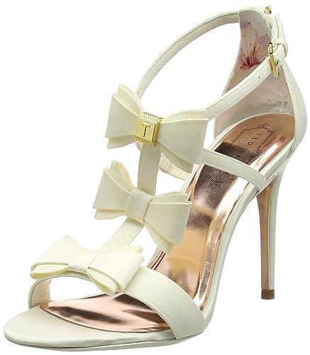 e61dc918a Ted Baker Women s Appolini Open-Toe Heels  Amazon.co.uk  Shoes   Bags