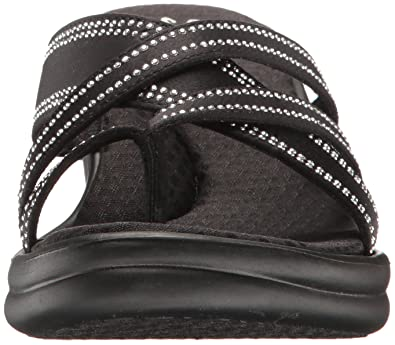 7d65d3afdfcf Skechers Womens Rumblers Go2gal Wedge Sandal  Amazon.ca  Shoes   Handbags