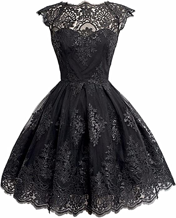 Amazon Short Formal Evening Cocktail Prom Ball Party Gown
