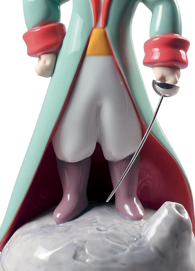 2017 Figura de colección Plastoy El Principito con la rosa 00112
