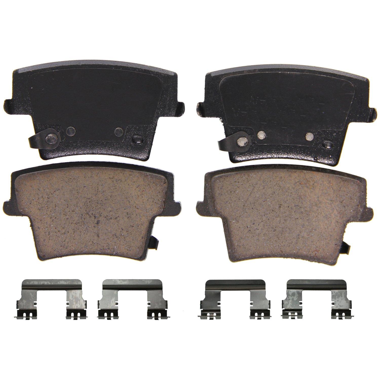 Pro Braking PBK4470-SIL-BLA Front//Rear Braided Brake Line Silver Hose /& Stainless Black Banjos