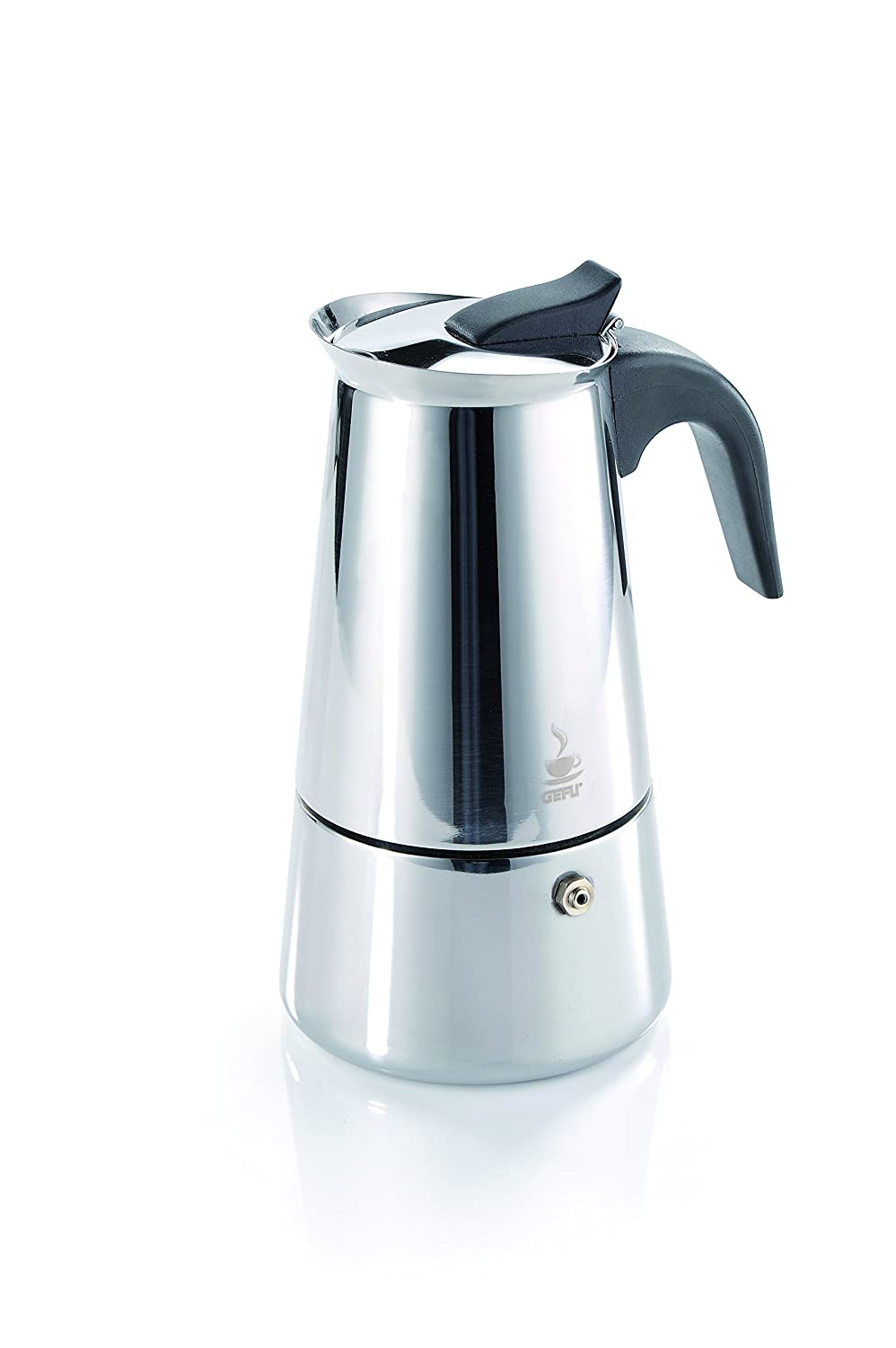 sale retailer 9680f 7326b Gefu 16150 Caffettiera Emilio, 4 tazze  Amazon.it  Casa e cucina