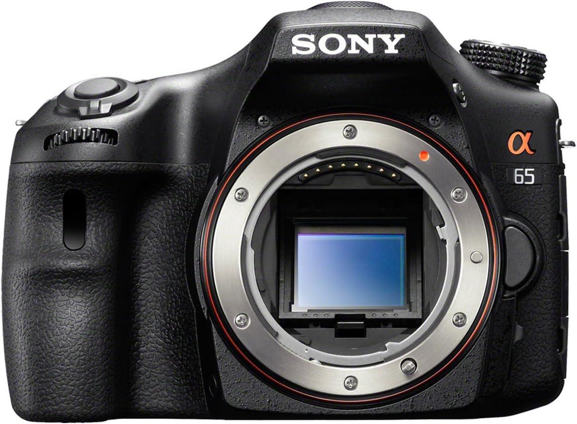 Sony SLT-A65V Cámara Digital SLR (24,3 megapíxeles, Live View ...