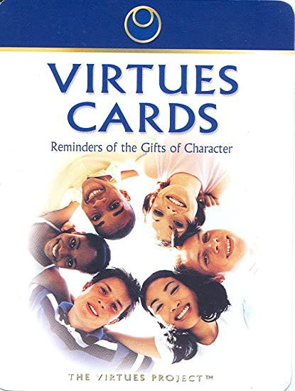 Amazon.com : Virtues Project Educator Cards : Other Products : Everything Else
