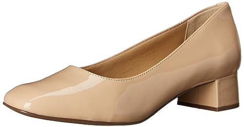 44e6a2dcac3 Trotters Women s Lola Dress Pump Black  Amazon.ca  Shoes   Handbags