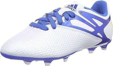 adidas Messi 15.3 FG/AG White Junior