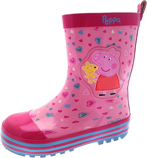 Stivali di Gomma Spessa da Bambina Peppa Pig