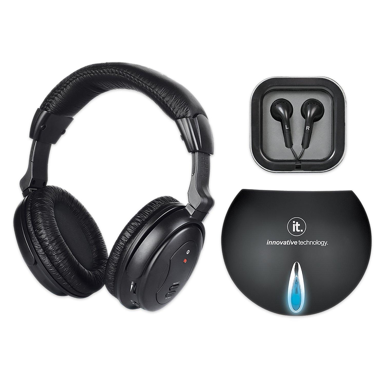 Rca Whp141b 900mhz Wireless Stereo Headphones 34 95 Prime Media